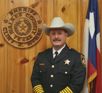 Sheriff Clint R. McRae