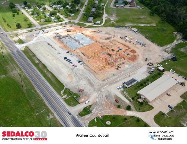 Aerial Front - April 23, 2013